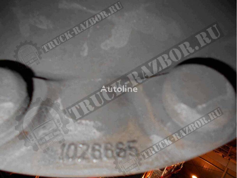 VOLVO perednyaya (1026665) buje de rueda para VOLVO tractora