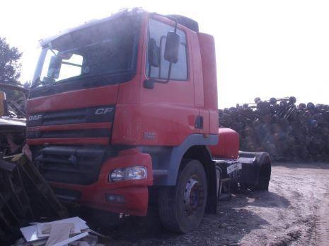 - interer salona kabiny cabina para DAF CF - 65/75/85 (2004 god.) camión