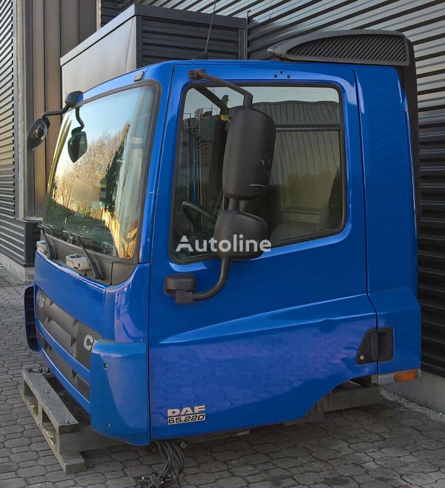 DAF CF65 CF75 CF85 FAHRERHAUS KABINE cabina para DAF Low Roof Short Cab Euro 5 E5 tractora