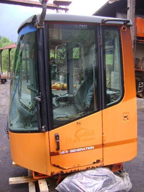 cabina para FIAT-HITACHI W 230 cargadora de ruedas