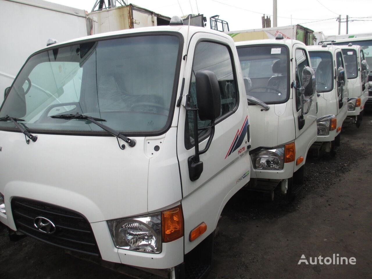 HYUNDAI HD 78 HD 65 cabina para HYUNDAI HD 78 HD 65 camión