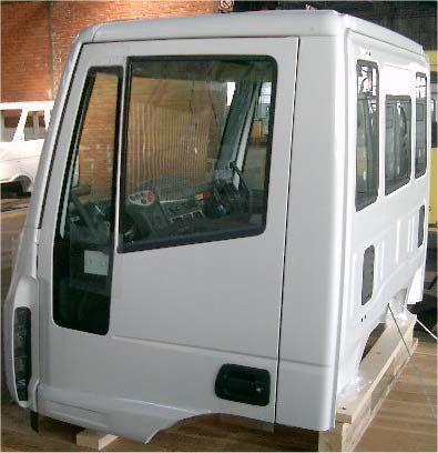 IVECO CABINA TECTOR MLREVESTIDA cabina para IVECO ML CORTA TECHO BAJO camión nueva