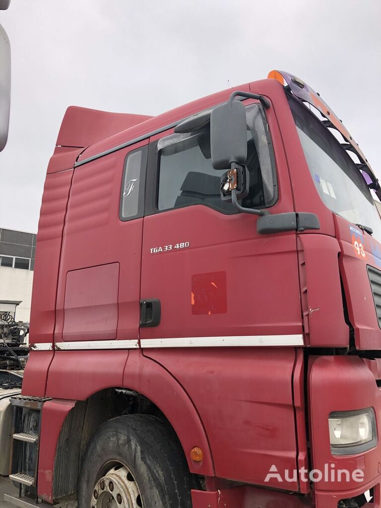 cabina para MAN TGA 33.480 E3 camión