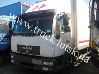 MAN cabina para MAN LE 12.220 camión