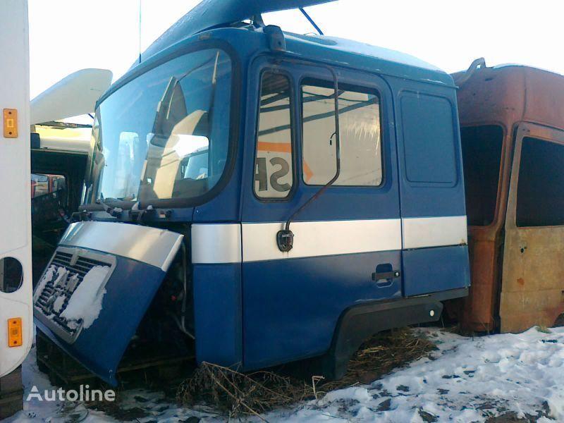 cabina para MAN F90 szeroka sypialna 3000 zl. netto camión