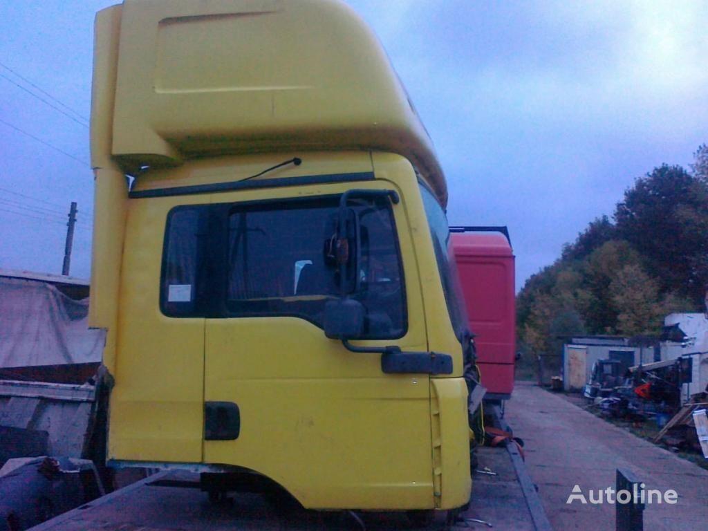cabina para MAN TGA sypialna dzienna 8000 zl camión