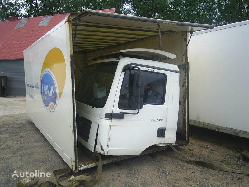 cabina para MAN TGL 7.150 camión