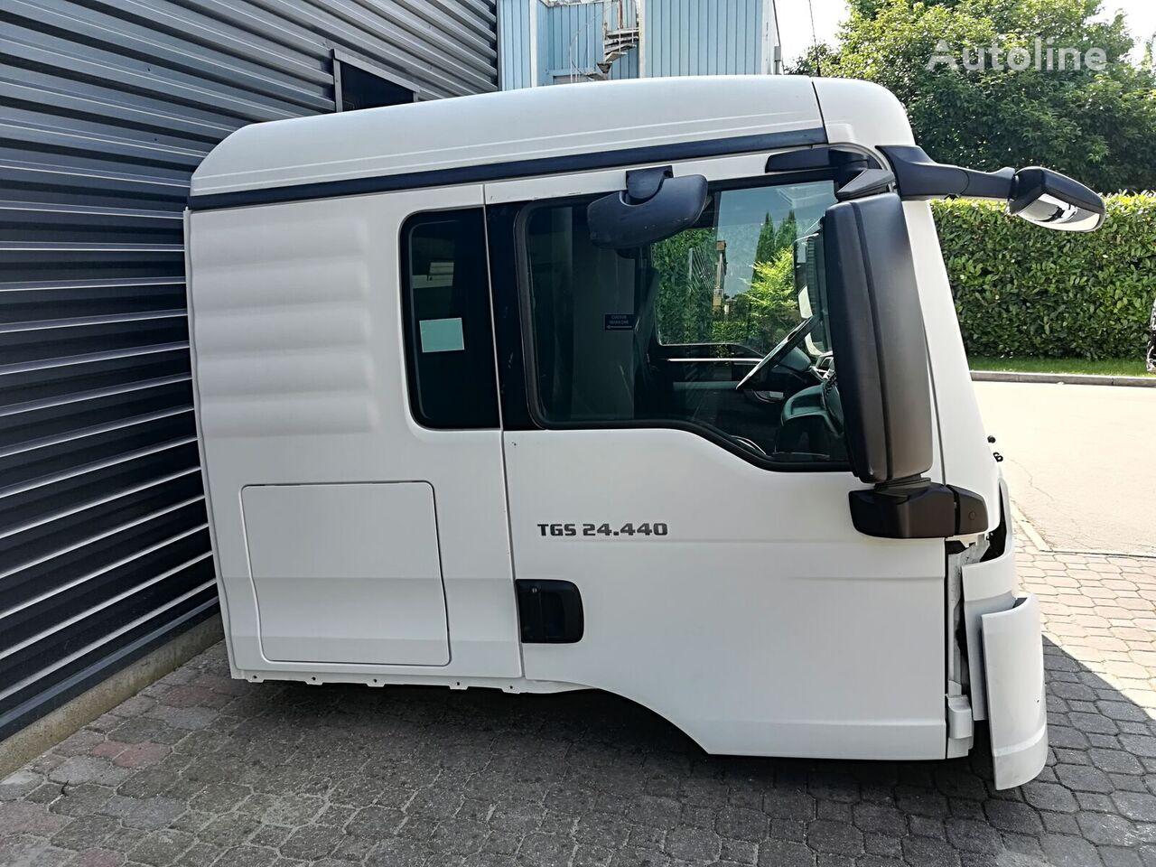 MAN TGS E5 Fahrerhaus Kabine cabina para MAN Euro5 LOW ROOF SLEEPER CAB tractora