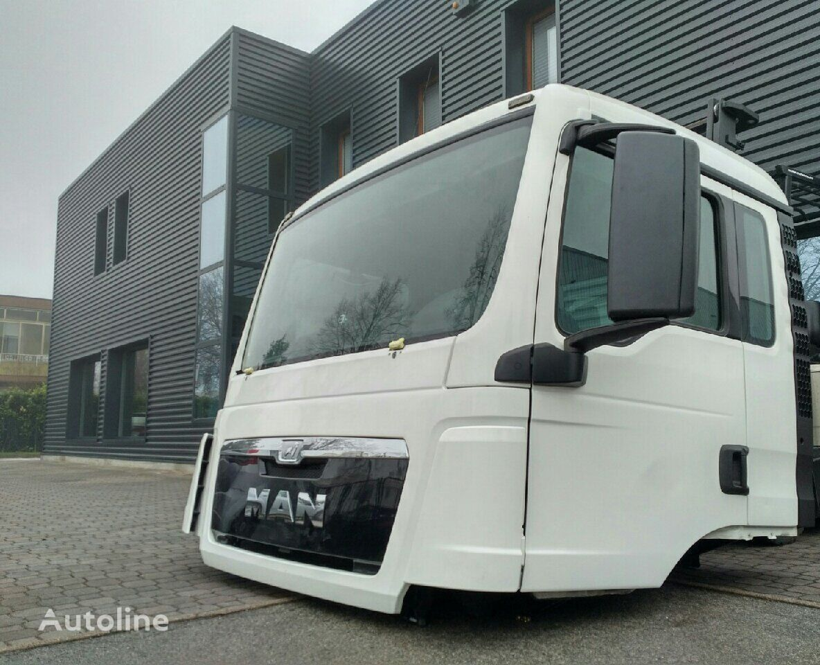MAN TGS E5 Fahrerhaus Mittelangen Kabine cabina para MAN Euro 5 Mittelangen Kabine tractora
