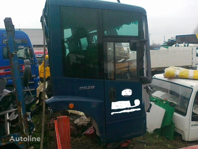 cabina para MERCEDES-BENZ ECONIC drzwi konsola netto 1000 zl camión