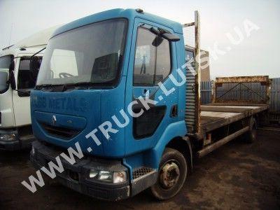 Renault cabina para RENAULT MIDLUM 150 E2 camión