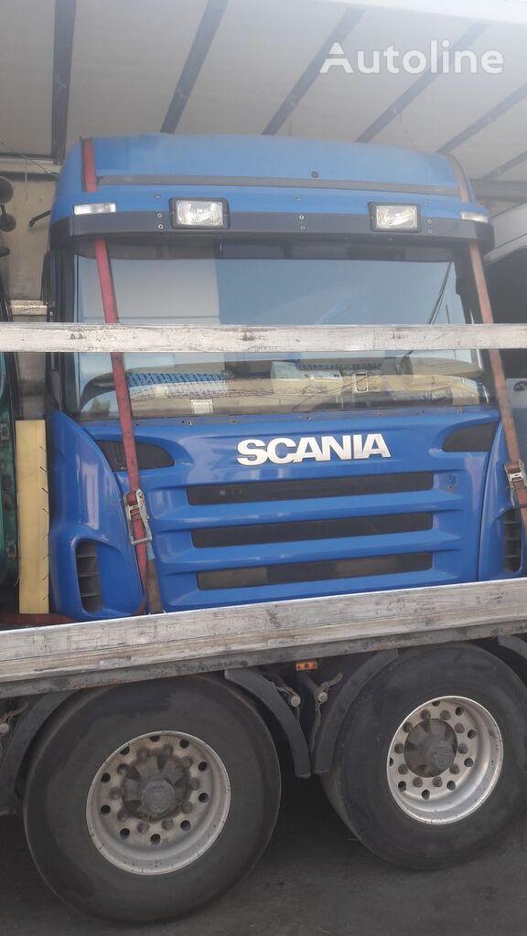SCANIA 144R cabina para tractora