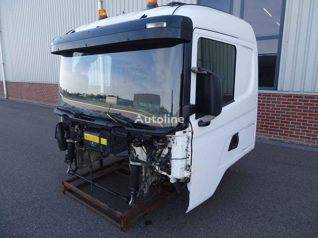 cabina para SCANIA SC-R CR-19 SLAAPCAB tractora