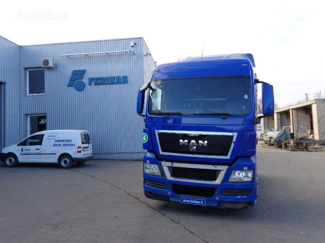 engines, gearboxes, cabins, differentials, axles, electrical con cabina para MAN TGX TGA tractora