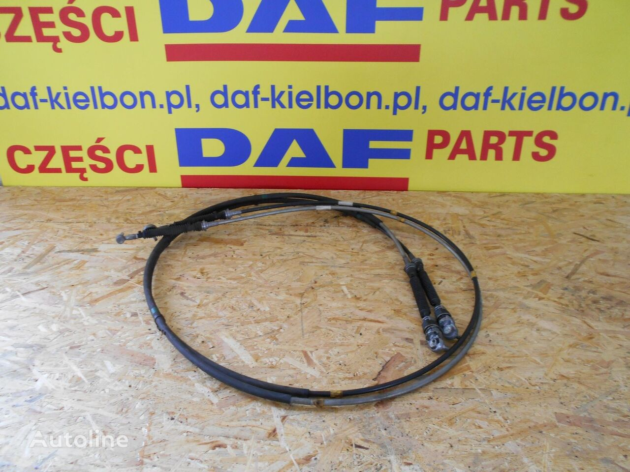 cable de caja de cambios para tractora DAF XF 106