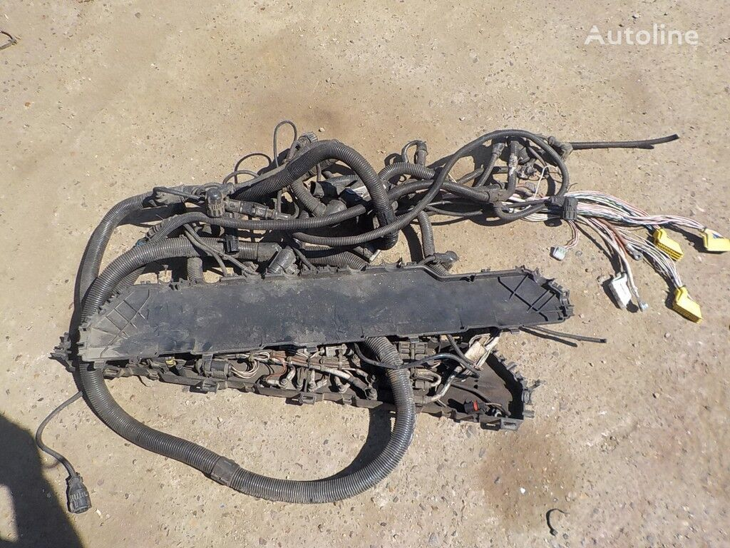 Kabelnaya shahta so zhgutom provodov EDC cableado para MAN camión