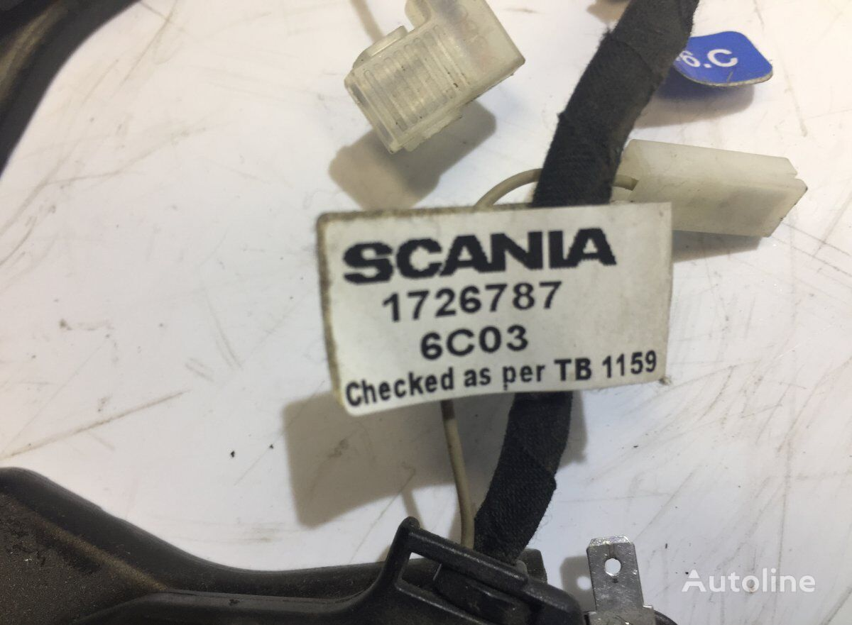 SCANIA Wiring Harness / Plugs, Others (1726787 1851604) cableado para SCANIA P G R T-series (2004-) tractora