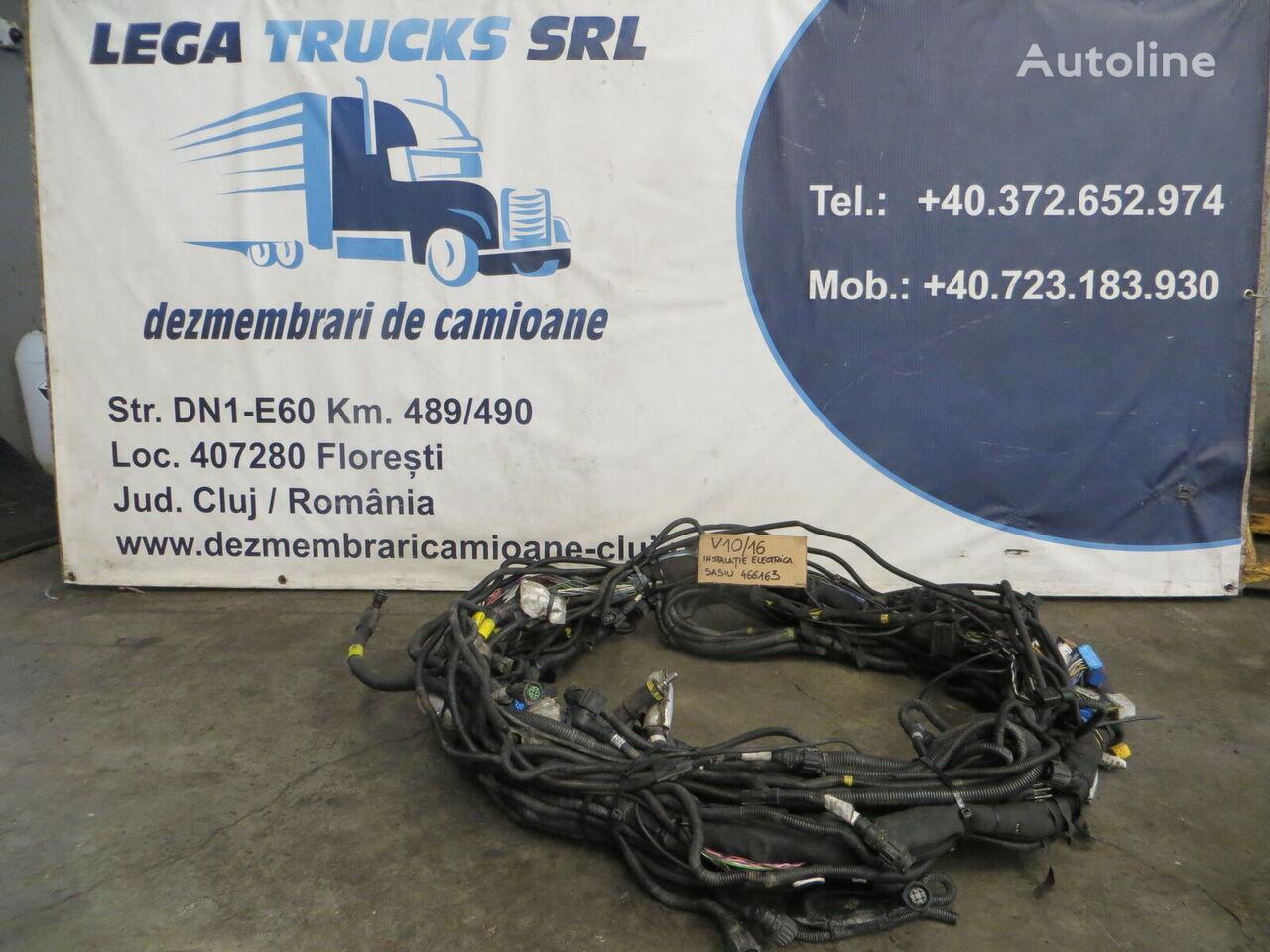 VOLVO Instalatie electrica sasiu completa / V10/16 / 20927930 20508 (V10/16) cableado para VOLVO FH tractora