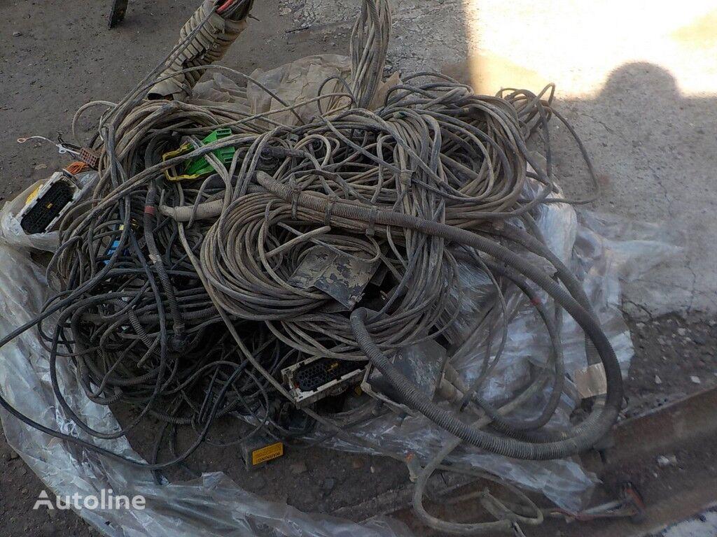 Zhgut elektropovodki ramy Scania cableado para camión
