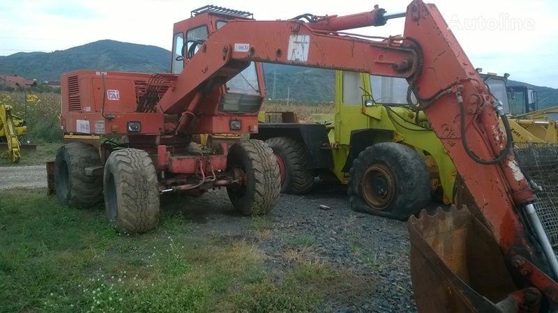 cadena HIDROMOTOR, POMPE, CUPA,CABINA para excavadora FAI