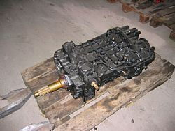 ZF 16 S 109 für MAN caja de cambio para tractora
