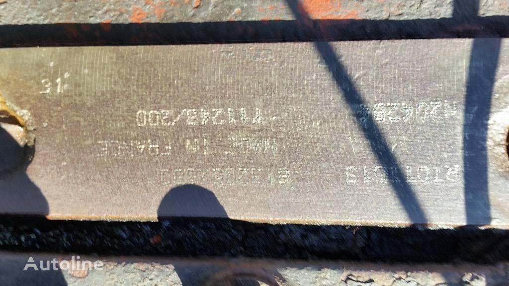 EATON TF6362E17G4 caja de cambio para EATON TF6362E17G4 camión