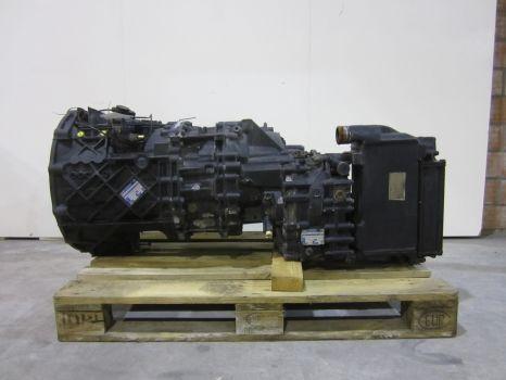 MAN 12AS2131TD + IT caja de cambio para MAN tractora