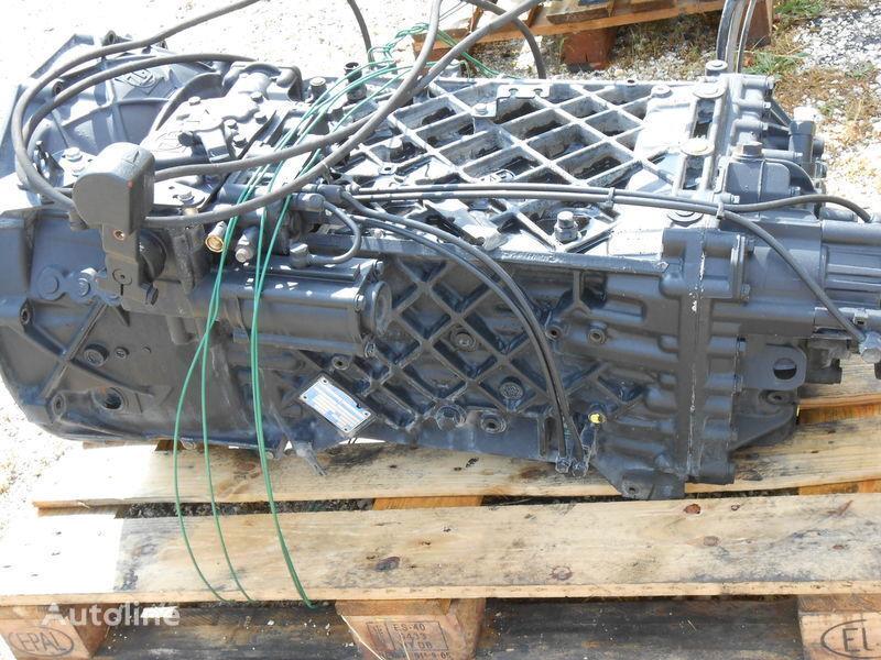 ZF 16S2220 TD-TO Part List No. 1343 001 016 Customer Spec. NR. 81.32004-6016 übers. 16,41-1,00 caja de cambio para MAN TGX-TGA  camión