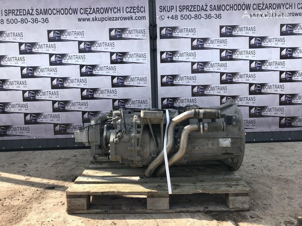 caja de cambio MERCEDES-BENZ G211-12 para tractora MERCEDES-BENZ actros