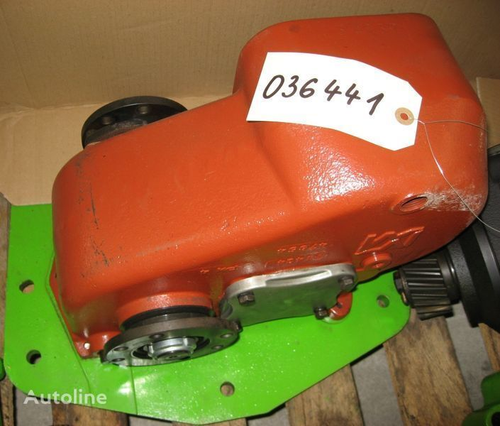 č. 036441 caja de cambio para MERLO cargadora de ruedas