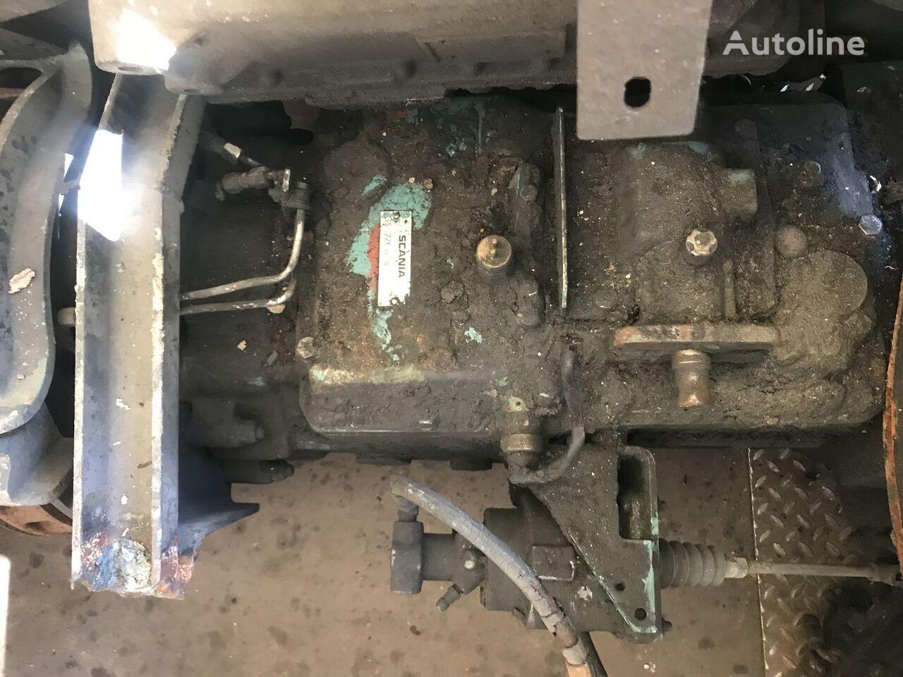 caja de cambio SCANIA GS771 para tractora SCANIA