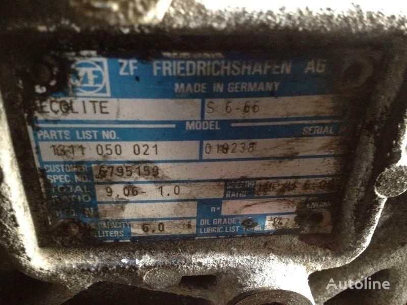 ZF ecolite s6-66 caja de cambio para VOLVO fl6 camión