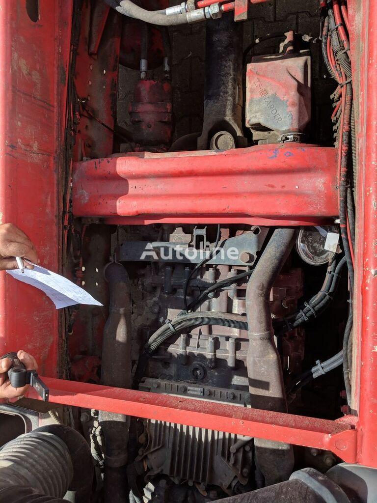 caja de cambio ZF 12AS2301 1T inkl. Intarder para camión MAN TGA