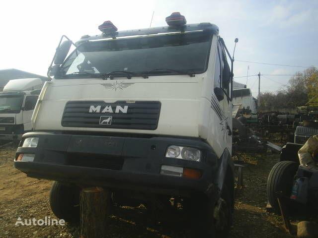 ZF S6-36 caja de cambio para MAN 8.163 camión