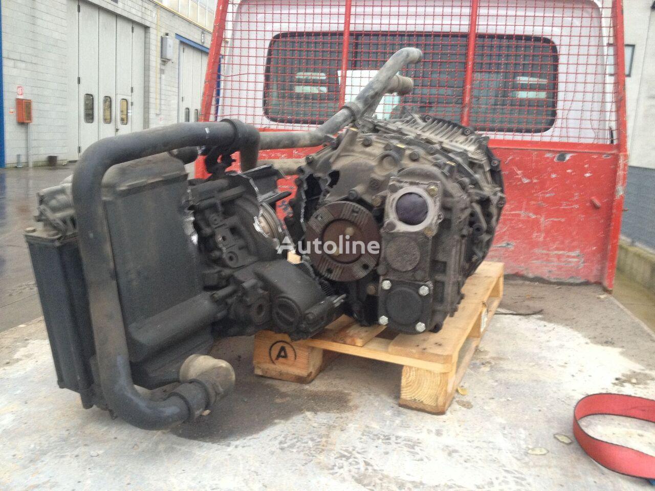 ZF TRAKKER 12 AS 2331 TO caja de cambio para IVECO TRAKKER E5 tractora