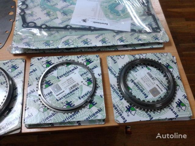 ZF Rem.k-t polovinok 16S181 1312304027 1312304056 1310304202 129730 caja de cambio para MAN F2000 , TGA tractora nueva