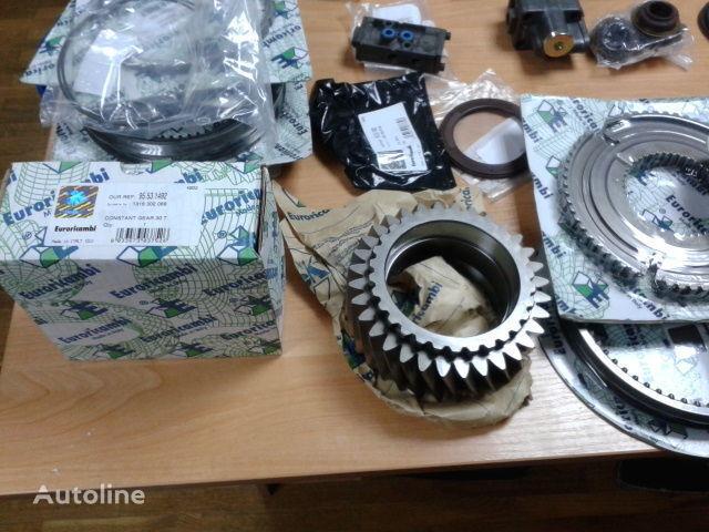 ZF Shesternya 16S181 16 S 221 caja de cambio para MAN F2000 TGA tractora nueva