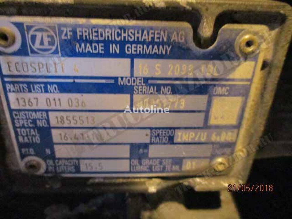 caja de cambios para DAF tractora