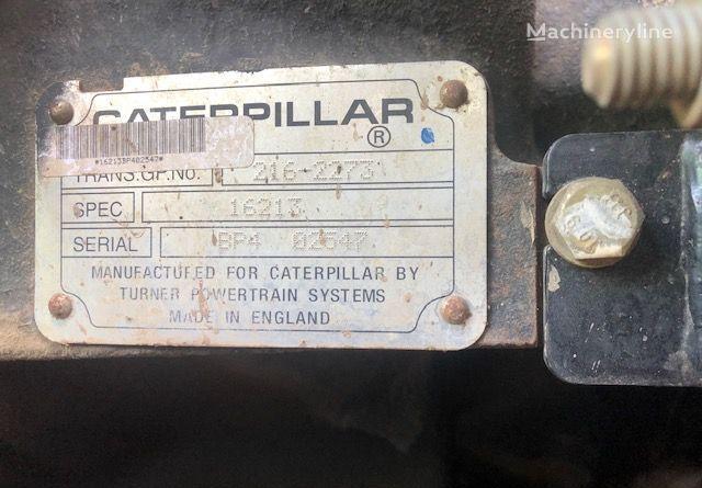 caja de cambios para CATERPILLAR TH 337 cargadora telescópica