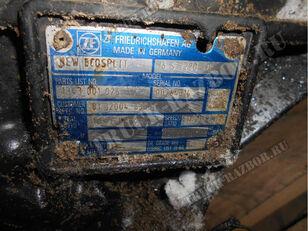 16S2220TD caja de cambios para MAN   tractora
