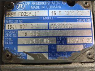 DAF 16S2320TD caja de cambios para DAF CF85,XF105 tractora