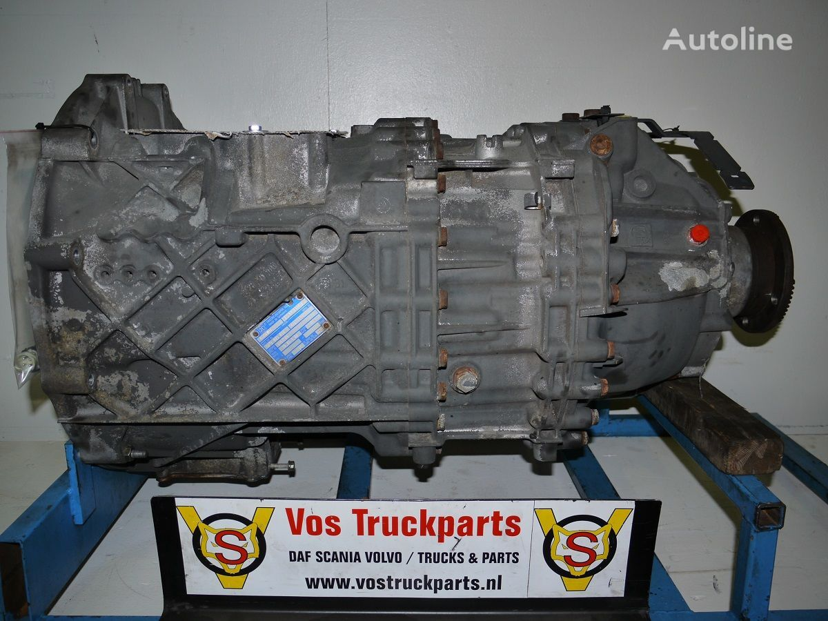 DAF ZF12AS 1930 TD caja de cambios para DAF ZF12AS 1930 TD camión