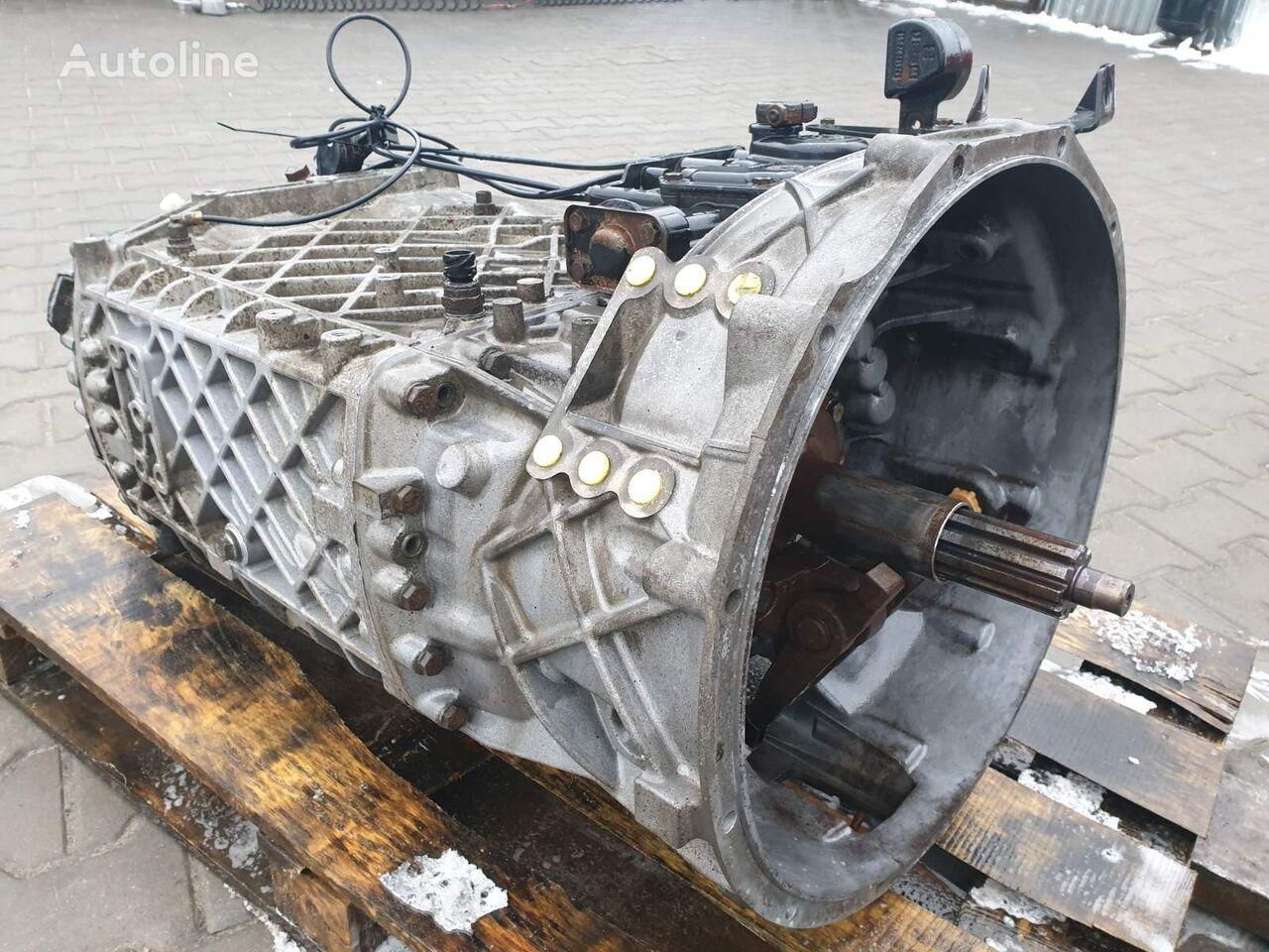 ZF 16S2320TD (1344001023) caja de cambios para MAN TGA TGS TGX camión