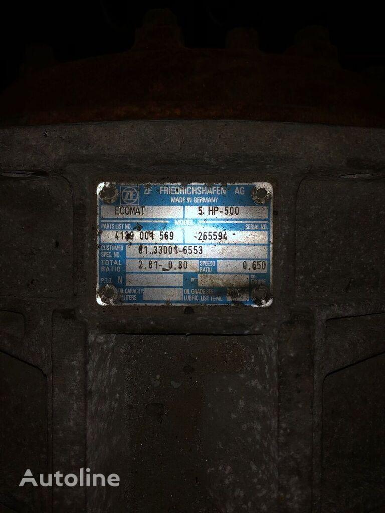 ZF 5HP500 caja de cambios para MAN autobús