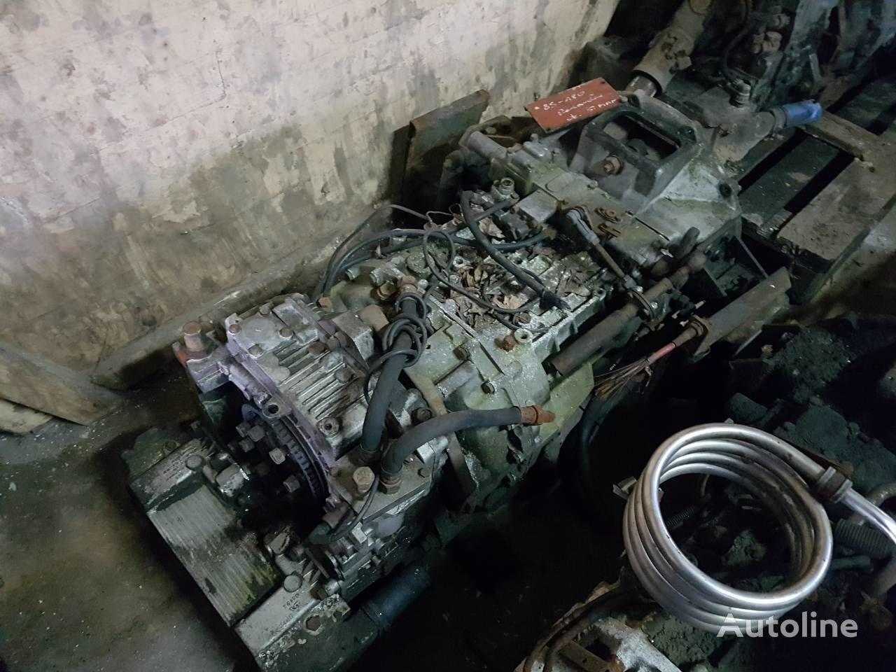ZF 8S-180 caja de cambios para MAN autobús