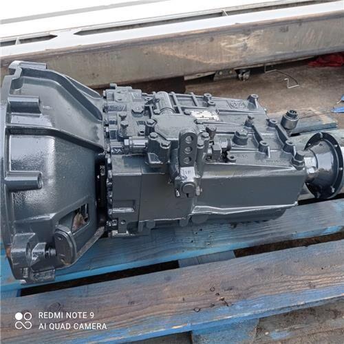 Caja Cambios Manual Renault Midliner M 180.13/C caja de cambios para RENAULT Midliner M 180.13/C camión