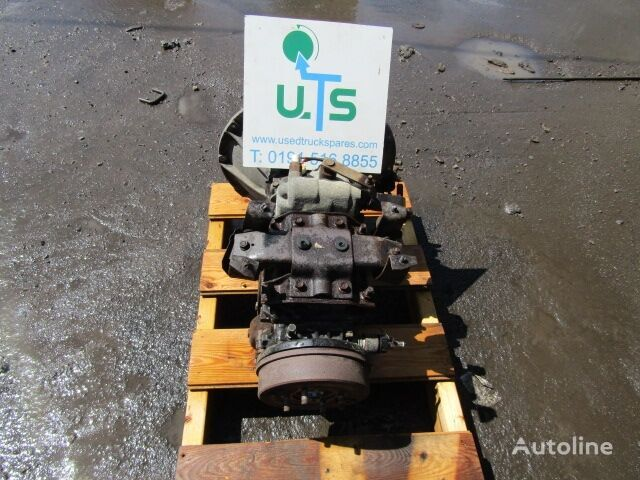 ISUZU MXA-5S caja de cambios para ISUZU NPR  camión
