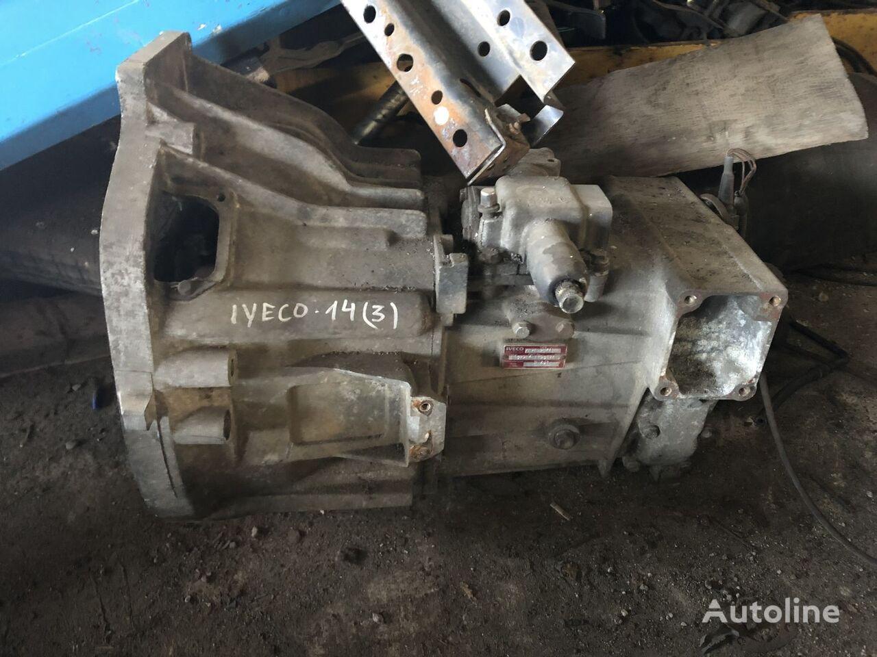 IVECO 2838.504A00 (8192584 8859174) caja de cambios para IVECO tractora