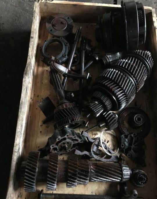 MAN 2220 TD caja de cambios para MAN TGA  tractora