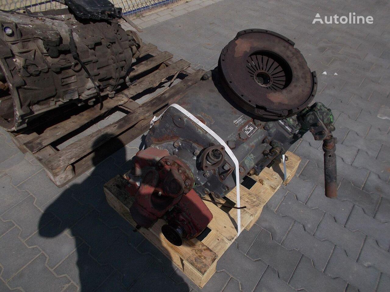 MERCEDES-BENZ G4/65-6/9.0 caja de cambios para MERCEDES-BENZ 1317 1320 1720 camión